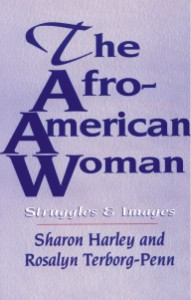 Front Cover: The Afro-American Woman: Images and Struggles