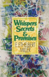 Front cover: Whispers, Secrets & Promises