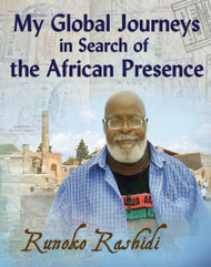 Front cover: My Global Journeys in Search of the African Presence