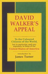 Half Price David Walker's Appeal- David Walker