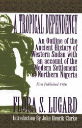 Half Price A Tropical Dependency - Flora Shaw Lugard