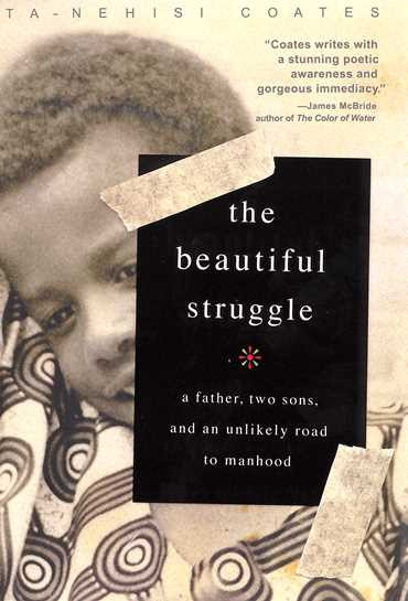 Front cover: The Beautiful Struggle