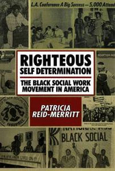 Front cover: Righteous Self Determination