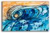 Surf Art by Tamara Kapan titled Dove Tail