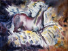 Windswept ~ Original Watercolor Painting by Dotty Reiman
