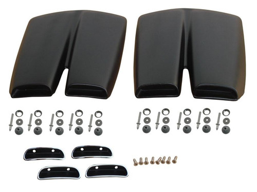 1315-69KIT Mopar 1969 Dodge Coronet Super Bee Side Scoop Kit