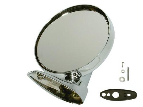 160-RHC Mopar A,B,C-body RH Manual Mirror