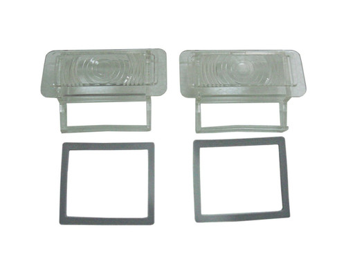 166-440BU Mopar 1965 Dodge Coronet 440 Taillight Back-up Lenses