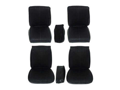 7718-BUK 1967 Coronet Front Bucket Seat Cover Set