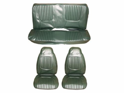 5506C-BUK Mopar 1971 Challenger Convertible Seat Cover Set