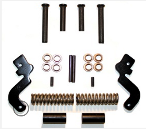 Mopar Door Hinge Pin Kit for 1971-1974 B-body