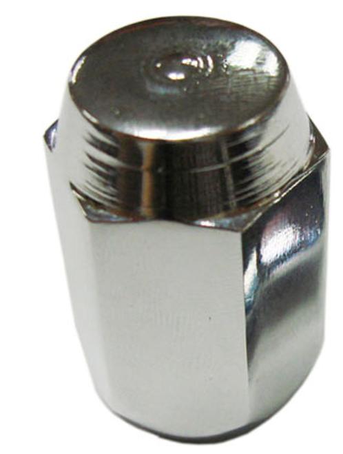 244-LHSET Mopar Wheel Center Cap Dimple Top Left Lug Nuts Set