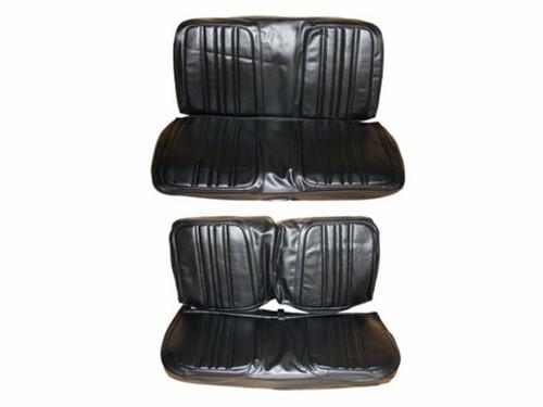 7716-BEN 1970 Roadrunner GTX Satellite Decor Style Front Bench Rear Bench