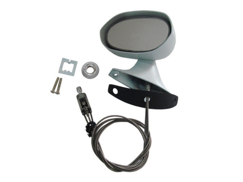 234-LHPRL Mopar 1973-74 B-body Painted LH Remote Mirror