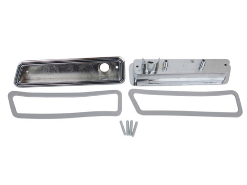 3214-B Mopar 1970-71 Dodge Dart Rear Side Marker Bezel
