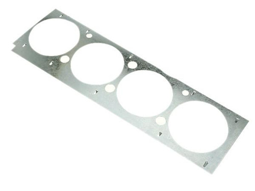 288-GB Mopar 1970-74 E-body Rallye Dash Gauge Housing Back Plate