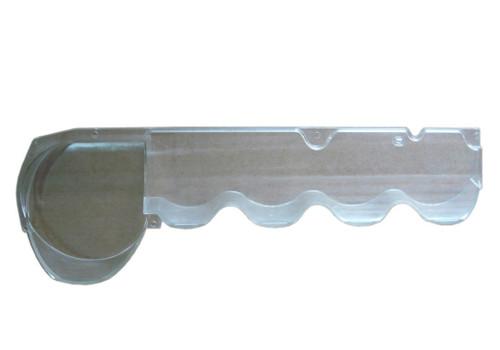 201-ST Mopar 1970-71 E-body Standard Dash Gauge Lens