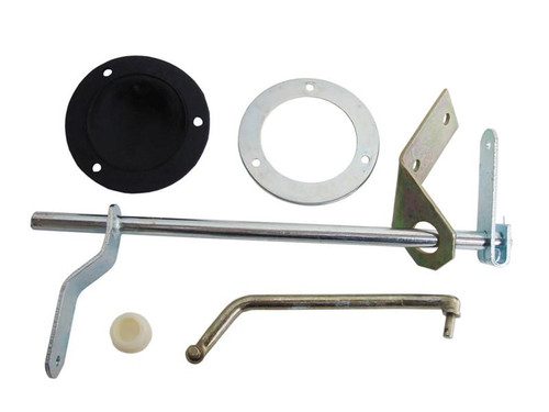 131-ASL Mopar 1967-72 A-body Automatic Console Floor Shifter Lever Kit