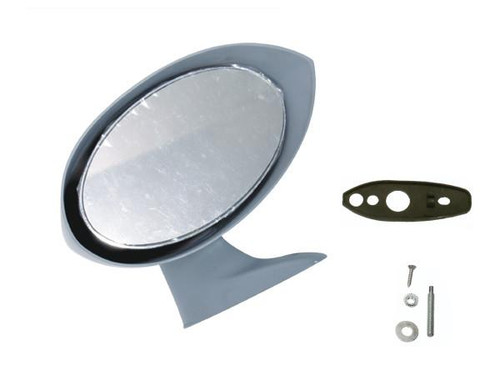284A-RHP Mopar 1970 A-body Painted RH Mirror