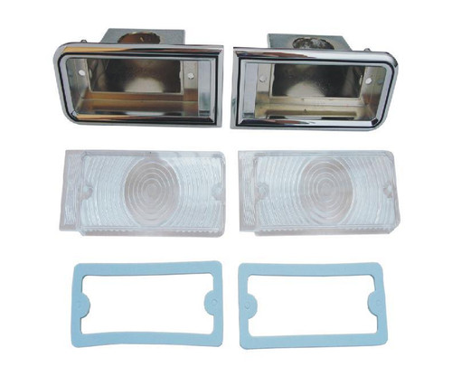 1305-BLSET Mopar 1966 Dodge Coronet Back-Up Light Set