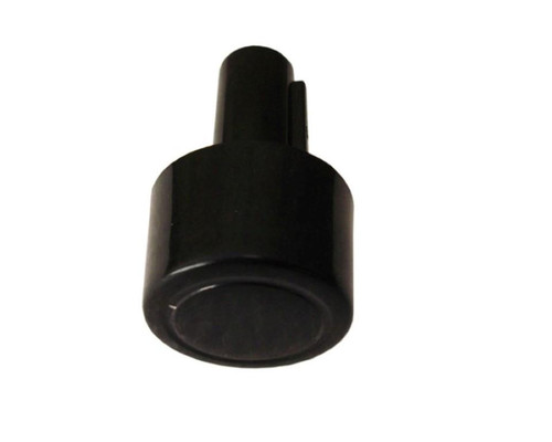 367-WBUT Mopar 1969-70 A,B-body Shifter Knob Black Button