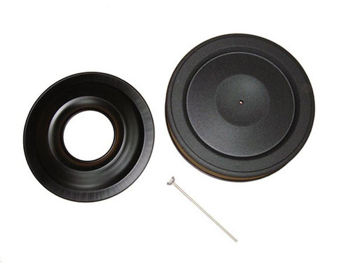 121-69NT Mopar 1968-69 B-body Air Cleaner Kit (without Breather Tube)