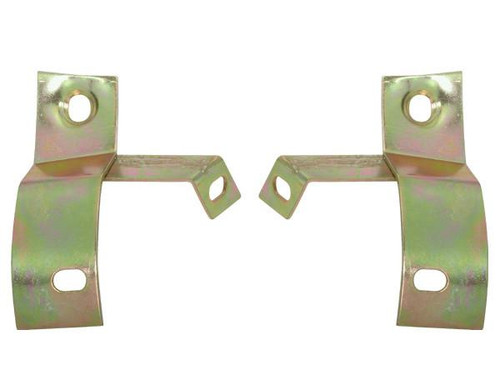 257 Mopar 1970 Plymouth Cuda Road Lamp Brackets