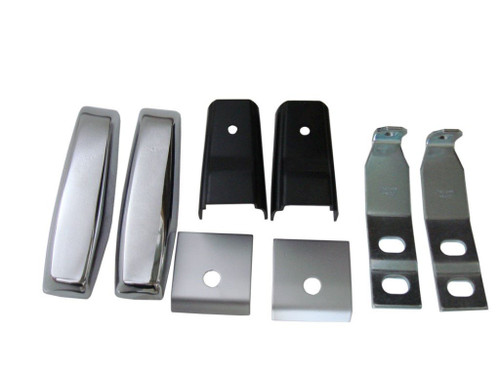 2199-RKIT Mopar 1970-71 Plymouth Cuda Rear Bumper Guard Kit