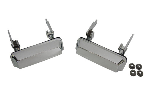 159-74 Mopar 1973-74 B-body Outside Door Handles
