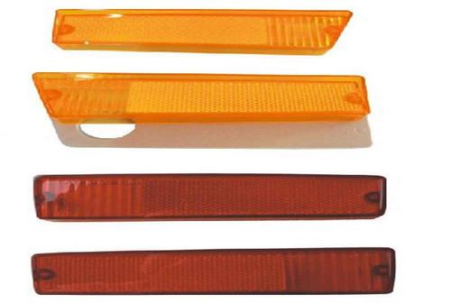 1215-70LSET Mopar 1970 Dodge Coronet and Charger Side Marker Lens Set