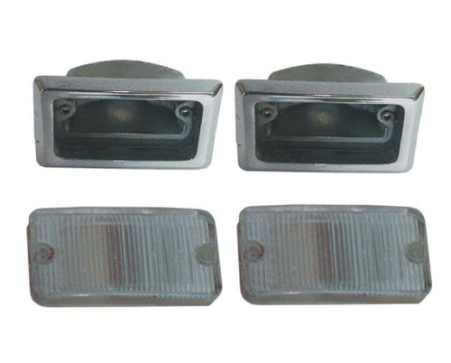 1305-66CHKIT Mopar 1966-67 Dodge Charger and Coronet Back-Up Light Kit