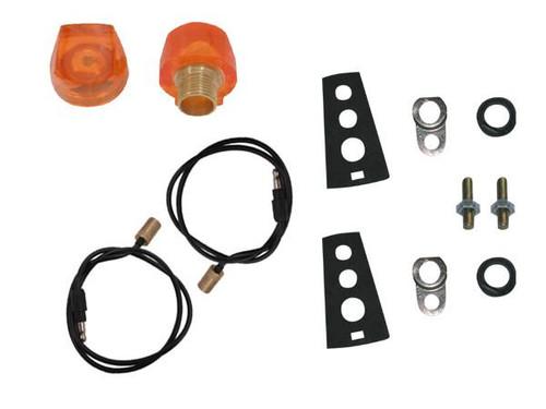252-70LKIT Mopar 1970 Plymouth Cuda Turn Signal Indicator Lens Kit