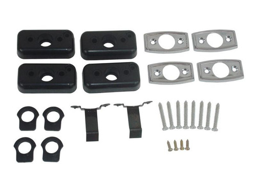 810BUK-67KIT Mopar 1966-67 A,B,C-body Bucket Seat Headrest Mounting Kit