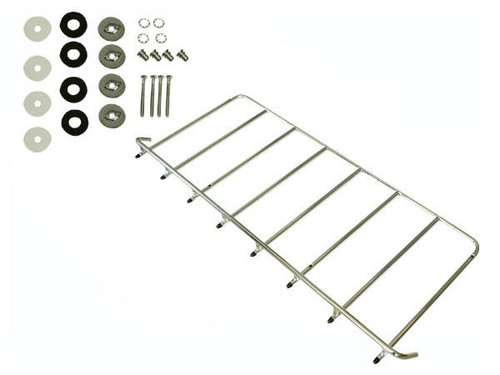 120-S Mopar 1968-70 B-body Stainless Steel Luggage Racks