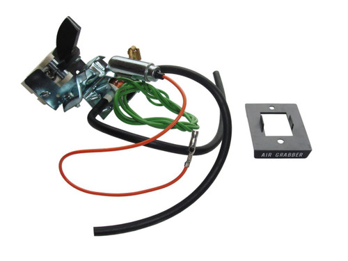 102-S71KIT Mopar 1971-72 Roadrunner GTX Charger Air Grabber Solenoid and Switch Kit