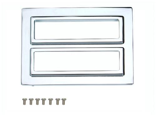 221 Mopar B,E-body Automatic Console Chrome Plate