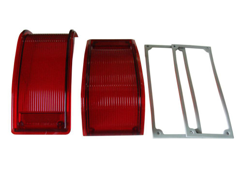 166-440L Mopar 1965 Dodge Coronet 440 Taillight Lenses