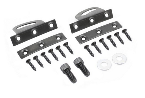 1970 Style Rear Spoiler Pedestal Attachment Bracket Kit