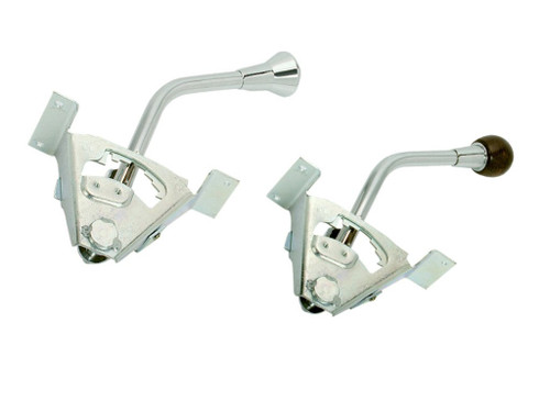 114 Mopar 1966-70 A,B-body Console Shifter Kit