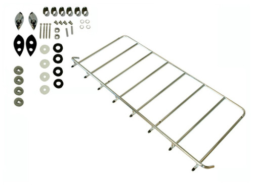 210-S Mopar 1970-71 E-body Stainless Steel Luggage Racks
