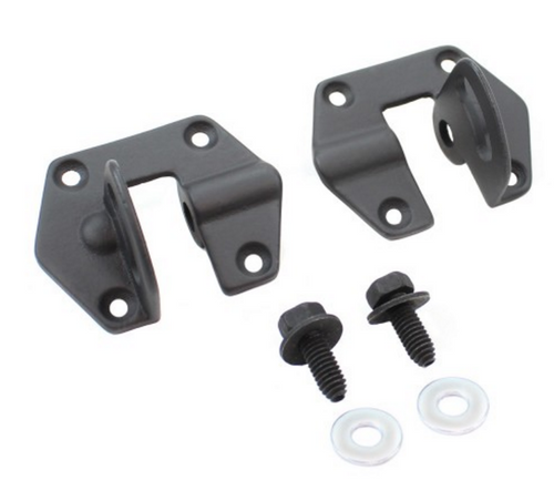 1971 Style Mopar Rear Spoiler Pedestal Attachment Bracket Kit