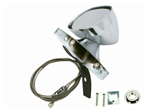 234-LHCR Mopar B,E-body LH Remote Mirror