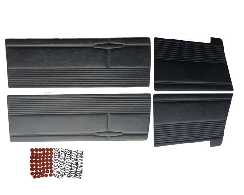 6508 Mopar 1968 Dart GT GTS Front and Rear Door Panels