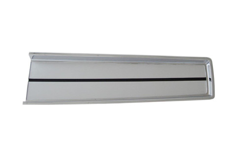 331-6D Mopar 1967-68 A-Body Diecast Chrome Console Door
