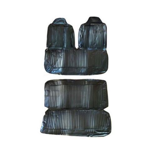6605-BEN 1972 Duster Demon Front Bench Rear Bench Seat Cover