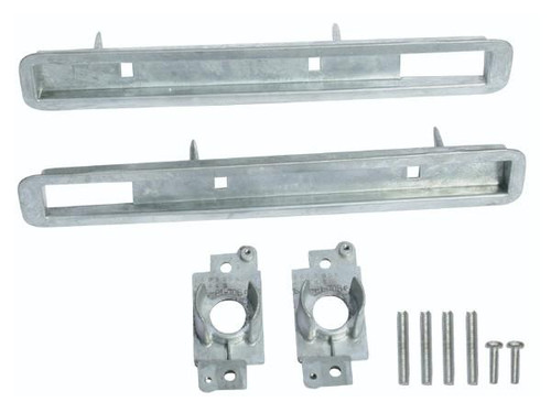253-R71 Mopar 1970-71 Plymouth Cuda Rear Side Marker Bezels