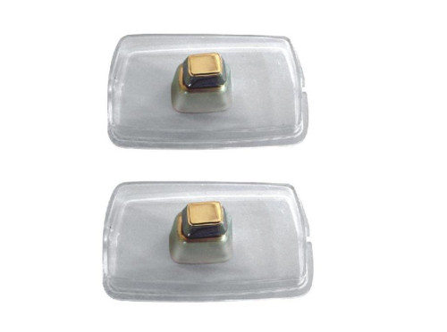 308-68L Mopar 1968 Plymouth Barracuda Parking Light Lenses