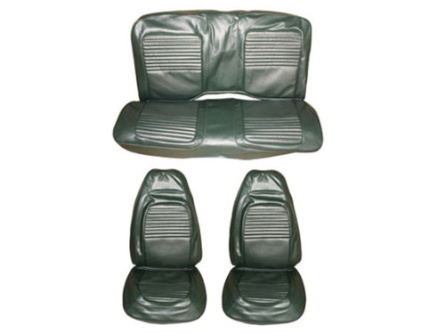 5504C-BUK 1970 Cuda Barracuda Convertible Front Bucket Seat