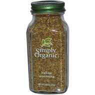 5 PACK of Simply Organic, Italian Seasoning, 0.95 oz (27 g)
