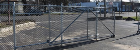Slide Rolling & Swing Gates
